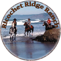 Ricochet Ridge Ranch Mendocino Trail Rides